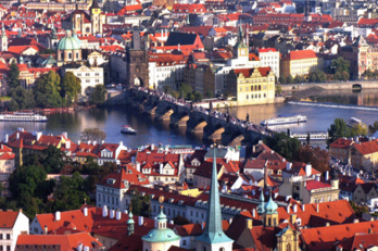Stadt-Information Prag