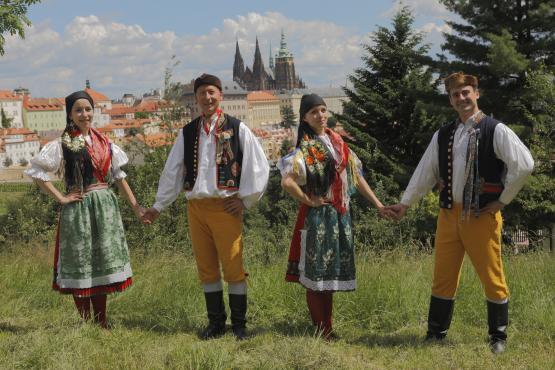 Folklore in Böhmen und Mähren