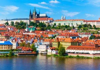 Tour Prager Burg