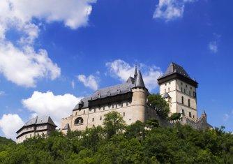 Burg Karlstein - Private Tour von Prag aus nach Karlstein