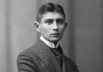 Franz Kafka in Prag