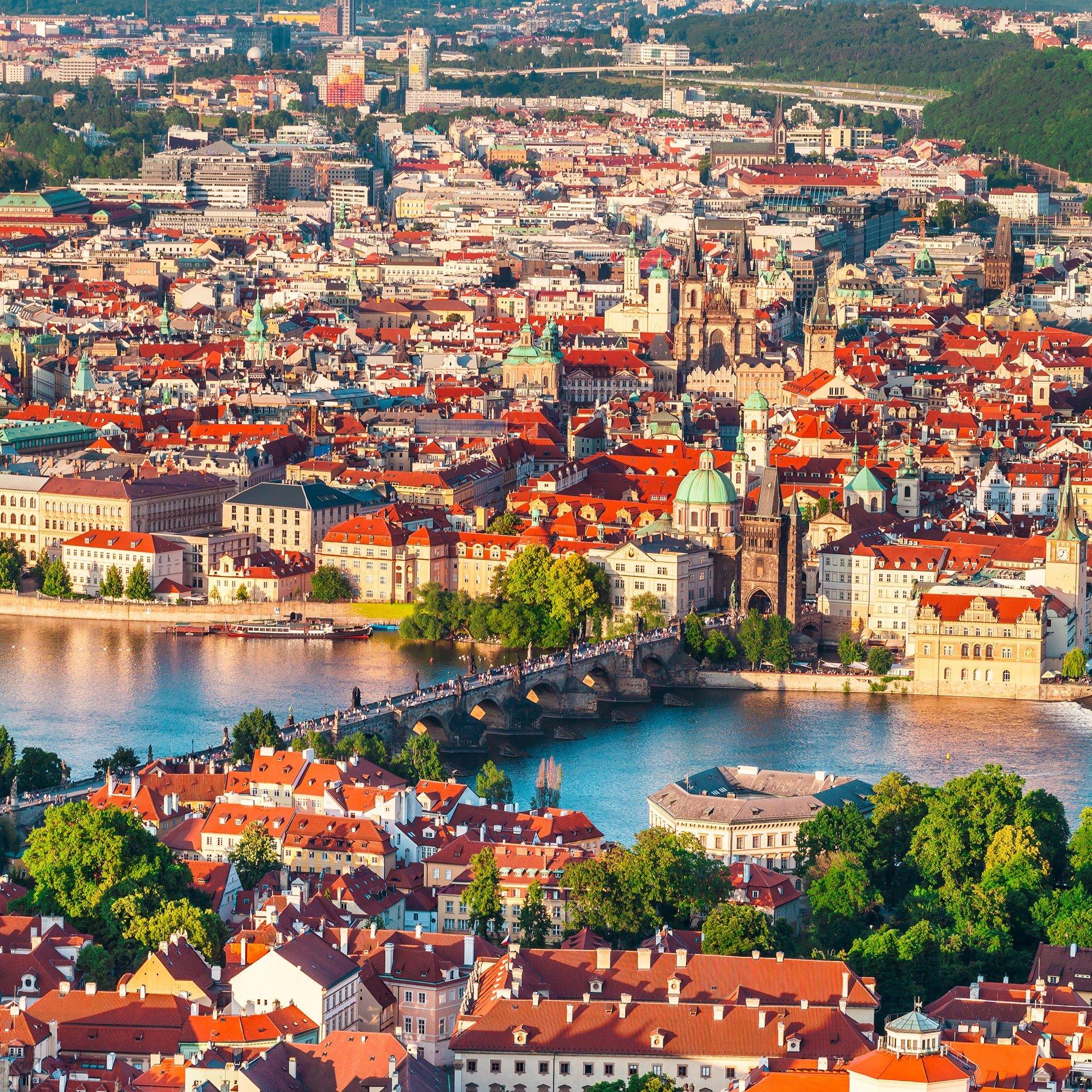 Ultimative Prag Tour