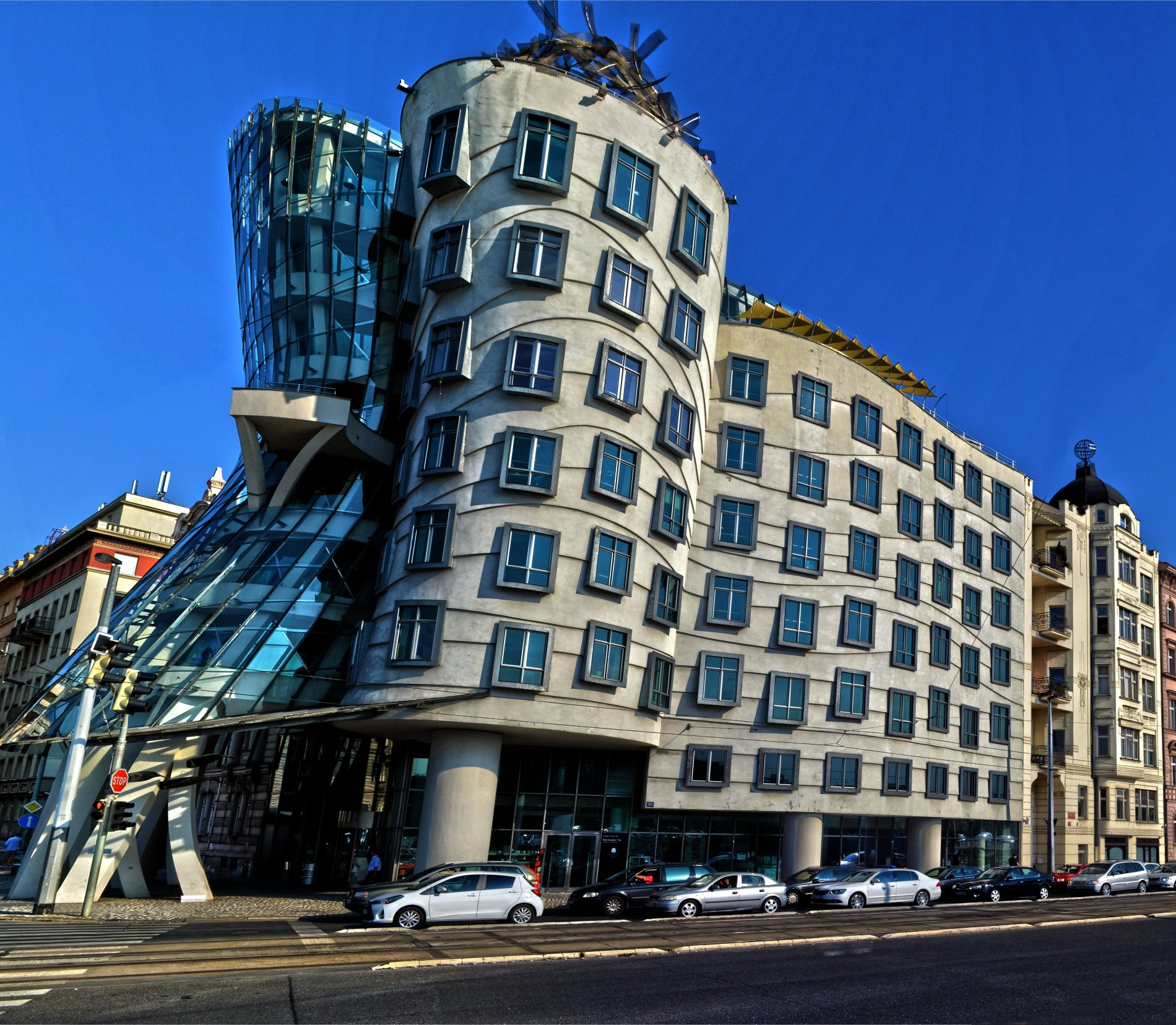 Architekt-Tour